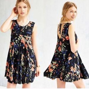 Ecote mini floral dress